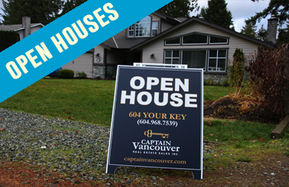 Check out these Open Houses with Ian